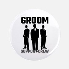 Groom Support Crew Button