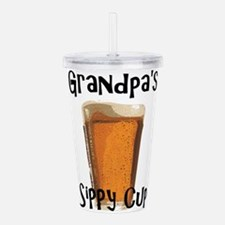 Grandpa's Sippy Cup Acrylic Double-wall Tumbler