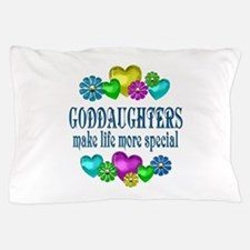 Goddaughters More Special Pillow Case