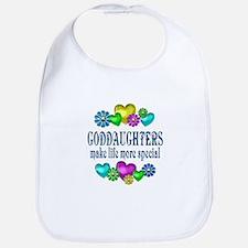 Goddaughters More Special Bib