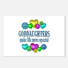 Goddaughters More Special Postcards (Package of 8)