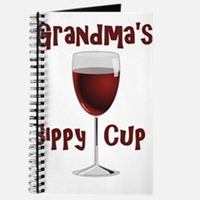 Grandma's Sippy Cup Journal