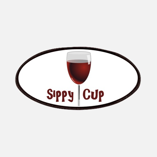 Grandma's Sippy Cup Patch