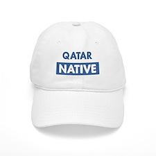 QATAR native Baseball Cap