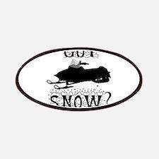 Got Snow? Patch