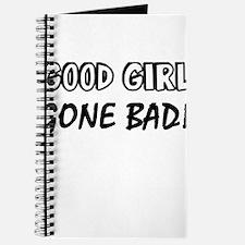 Good Girl Gone Bad Journal
