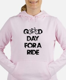 Good Day For A Ride Women's Hooded Sweatshirt