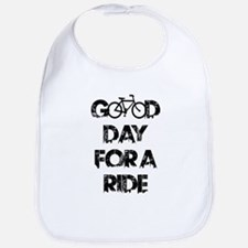 Good Day For A Ride Bib