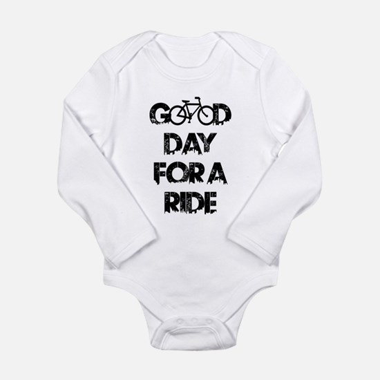 Good Day For A Ride Body Suit