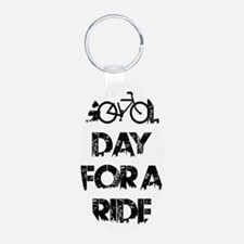 Good Day For A Ride Keychains