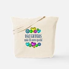 Daughters More Special Tote Bag