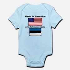 Made In America With Estonian Parts Body Suit