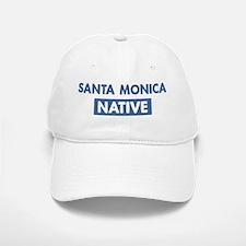 SANTA MONICA native Baseball Baseball Cap