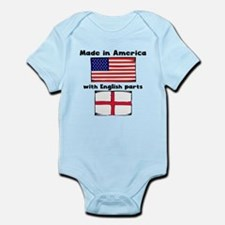Made In America With English Parts Body Suit