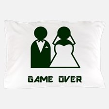 GAME OVER Pillow Case