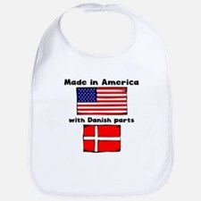 Made In America With Danish Parts Bib