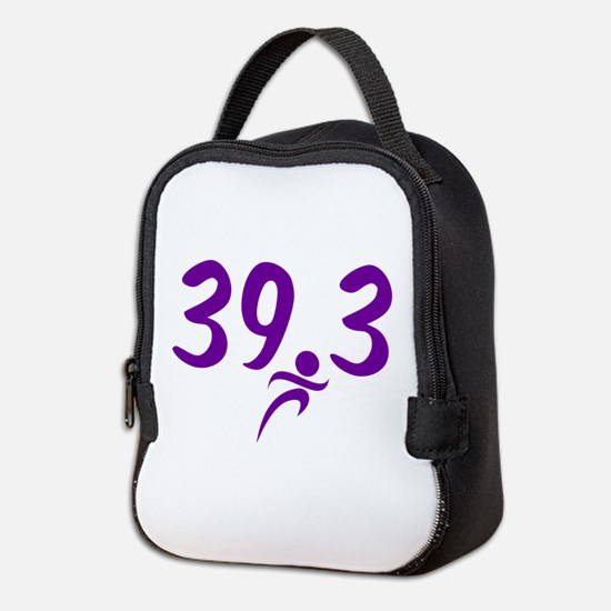 Purple 39.3 Neoprene Lunch Bag