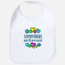 Godmothers More Special Bib