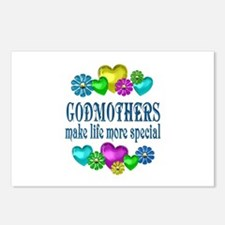 Godmothers More Special Postcards (Package of 8)