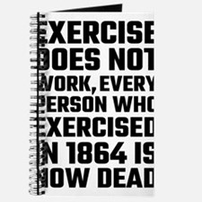 Exercise Does Not Work Journal