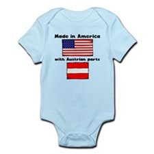 Made In America With Austrian Parts Body Suit