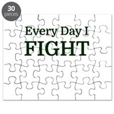 Every Day I FIGHT Puzzle