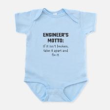 Engineer's Motto: If It Isn't Broken Tak Body Suit