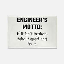 Engineer's Motto: If It Isn't Broken Take Magnets