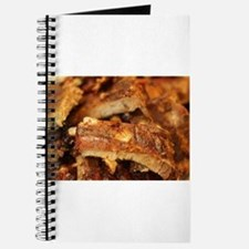 barbequed ribs close Journal