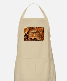 barbequed ribs close Apron
