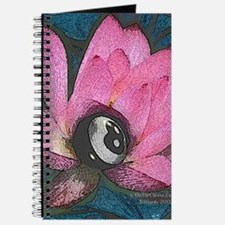 Pretty In Pink 8 Ball Journal