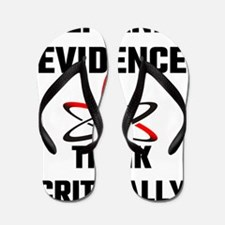 Demand Evidence Think Critically Flip Flops