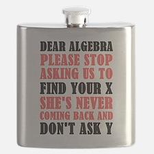 Dear Algebra Please Stop Asking Us To Find Y Flask