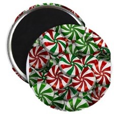 Cute Peppermint candy Magnet