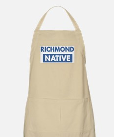 RICHMOND native BBQ Apron