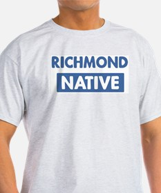 RICHMOND native T-Shirt