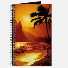 Copacabana Beach Journal
