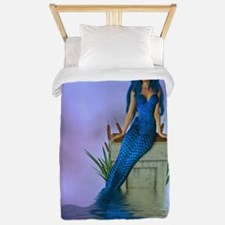 Blue Mermaid Twin Duvet