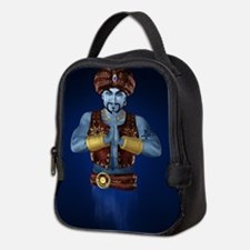 Magic Lamp Genie Neoprene Lunch Bag