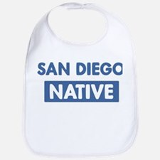 SAN DIEGO native Bib