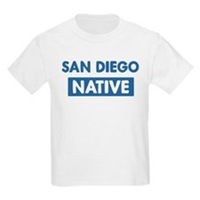 SAN DIEGO native T-Shirt