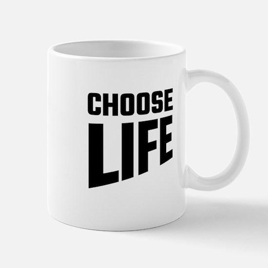 Choose Life Mugs