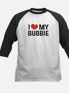 I Love My Bubbie Tee