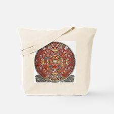 Mayan Calendar . Tote Bag