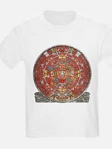 Mayan Calendar . T-Shirt