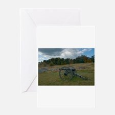 Gettysburg National Park - Fall Greeting Cards