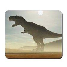 Roaring Dinosaur Mousepad