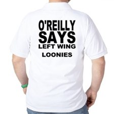 LEFT WING LOONIES T-Shirt