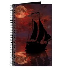 Full Moon Sail Ship Journal