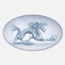 Water Dragon Decal